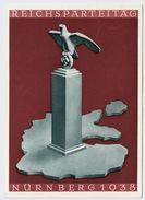 1938, Reichsparteitag Nürnberg  , #8737 - Briefe U. Dokumente