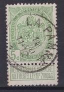 N° 83 LA PANNE - 1893-1907 Coat Of Arms