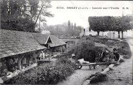 91-122 - ORSAY - LAVOIR SUR L'YVETTE - Orsay