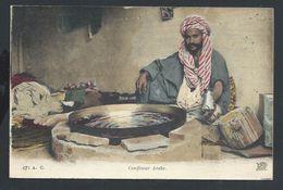 +++ CPA - Afrique - ALGERIE - Confiseur Arabe - Cachet Constantine  // - Constantine