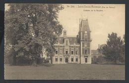 +++ CPA - SAINT DENIS BOVESSE - Château De LA BRUYERE - Nels 241   // - La Bruyère