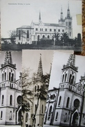 Togo Lot 4 Cpa Lome Cathedrale Sacre Coeur - Togo