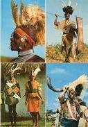 Themes Guerriers..lot De 5 Cartes... - Unclassified
