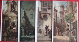 Lot 11 Art Postcard By C.Spitzweg - 5 - 99 Karten