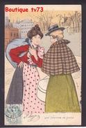 NN809 - FEMMES - FRAU - LADY - LES TROTTINS DE PARIS ( Couturières Couturière Ouvrière Modiste) - GOTTLOB - Künstlerkarten