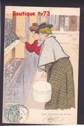 NN810 - FEMMES - FRAU - LADY - LES TROTTINS DE PARIS ( Couturières Couturière Ouvrière Modiste) - GOTTLOB - Künstlerkarten