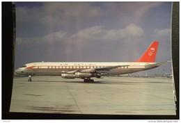 AIR CEYLON  DC 8 32   OO TCP      COLLECTION VILAIN N° 592 - 1946-....: Modern Era