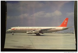 AIR CEYLON  DC 8 32   OO TCP      COLLECTION VILAIN N° 592 - 1946-....: Moderne