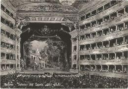 Z4977 Milano - Teatro Alla Scala - Interno / Viaggiata 1955 - Milano (Milan)