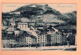 Cpa  Cartes Postales Ancienne - Grenoble Quai Perriere 95 - Grenoble