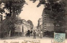 72 ECOMMOY  Entrée En Ville - Ecommoy