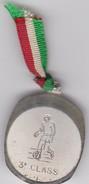 MEDAGLIA -  POL GRUMELLO 2° TORNEO DI CALCIO A 5 -  1993 - ARGENTO 800 - Italia