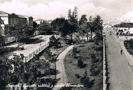ARGENTA (FERRARA)   GIARDINI PUBBLICI E SCUOLE ELEMENTARI  - 1961 - Ferrara