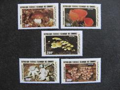Comores:  TB Série N° 435 Au N°439, Neufs XX. - Comores (1975-...)