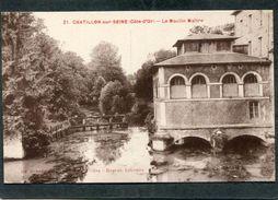 CPA - CHATILLON SUR SEINE - Le Moulin Maître - Chatillon Sur Seine