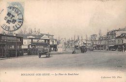 Boulogne Billancourt Tramway - Boulogne Billancourt