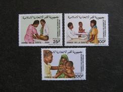 Comores:  TB Série N° 440 Au N°442, Neufs XX. - Comores (1975-...)