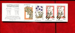 476843872 AUSTRALIA 1986 ** MNH SCOTT BOOKLET PANE 996B  YVERT C969-1 - 1980-89 Elizabeth II