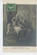 """CHIENS - DOG - TABLEAUX - SALON 1910 - """"Ne Bougeons Plus ! """" Par A. LANDINI (chien Faisant Le Beau ) - Chiens"""