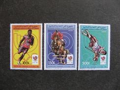 Comores:  TB Série N° 461 Au N°463, Neufs XX. - Comores (1975-...)