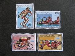 Comores:  TB Série N° 464 Au N°467, Neufs XX. - Comores (1975-...)