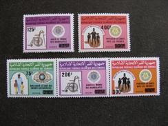 Comores:  TB Série N° 472 Au N°476, Neufs XX. - Comores (1975-...)