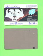 BOLIVIA - Magnetic Phonecard As Scan - Bolivia