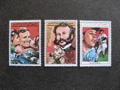 Comores:  TB Série N° 477 Au N°479, Neufs XX. - Comores (1975-...)