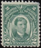 PHILIPPINES - Scott #285 José Rizal 'Perf. 11' (*) / Used Stamp - Philippines