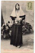 ESPAGNE - IBIZA - Baleares - Campesina Con La Tipica Mantilla Blanca - 1930 - Ibiza
