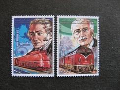 Comores:  TB Paire N° 490 Et N°491, Neufs XX. - Comores (1975-...)