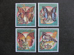 Comores:  TB Série N° 492 Au N°495, Neufs XX. - Comores (1975-...)