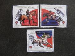 Comores:  TB Série N° 496 Au N°498, Neufs XX. - Comores (1975-...)