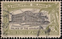 PHILIPPINES - Scott #321 Legislative Palace / Used Stamp - Philippines
