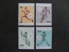 Comores:  TB Série N° 499 Au N°502, Neufs XX. - Comores (1975-...)