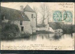 CPA - LARDY - Moulin Des Selles  (dos Non Divisé) - Lardy