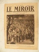 Le Miroir Guerre 1914/1918> Journal N°134 > 18.6.1916 > Bilan De La Bataille Navale Du Jutland, Fort De Vaux - War 1914-18