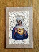 Image Pieuse - Holy Card - Très Saint Coeur De Marie - Bouasse Lebel - Religion & Esotérisme