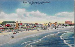 1939 DAYTONA BEACH - Postcard To Luzern Switzerland - Daytona