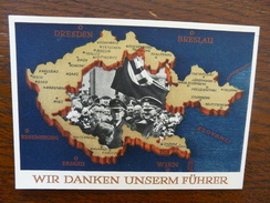 Entier Postaux ALLEMAGNE REICH Neuf TB - Allemagne