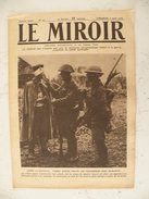 Le Miroir Guerre 1914/1918> Journal N°141 > 6.8.1916 >Sous Marin Allemand U C 5 , Moulin De Fargny - War 1914-18
