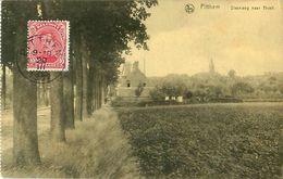 Cpa PITTHEM - Steenweg Naar Thielt - Pittem