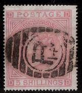 Nr. 35, Mi. 400.-  , #8751 - 1840-1901 (Viktoria)