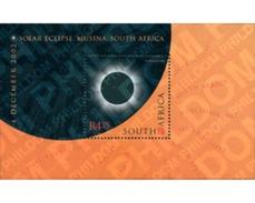 Ref. 117429 * MNH * - SOUTH AFRICA. 2002. SOLAR ECLIPSE . ECLIPSE SOLAR - Ungebraucht
