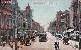 Waschington St., Oakland - Oakland