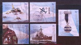 ARGENTINA 2007 The 25th Anniversary Of The South Atlantic Conflict. USADO - USED. - Argentine