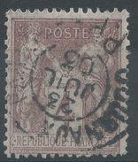 Lot N°37508  N°88, Oblit Cachet à Date De PARIS JOURNAUX - 1876-1898 Sage (Type II)