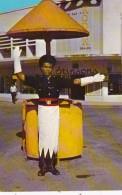 Fiji Suva Traffic Policeman - Fiji