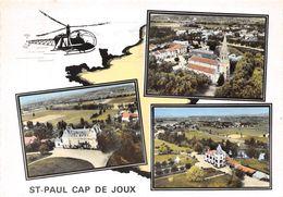 81-SAINT-PAUL-CAP-DE-JOUX- MULTIVUES - Saint Paul Cap De Joux