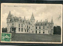 CPA - Environs De Bléré - Château De La Chesnaye - Bléré
